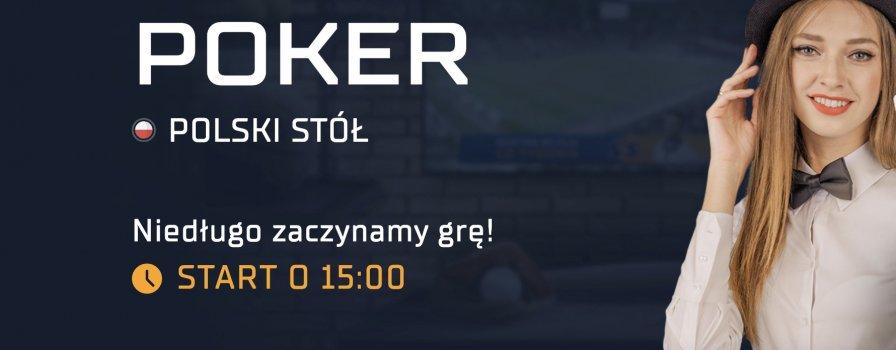 Legalny poker online po polsku w STS