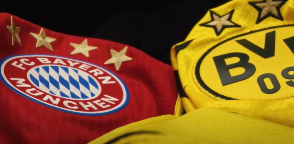 Bayern - Borussia Dortmund. Stream online za darmo. Gdzie transmisja?