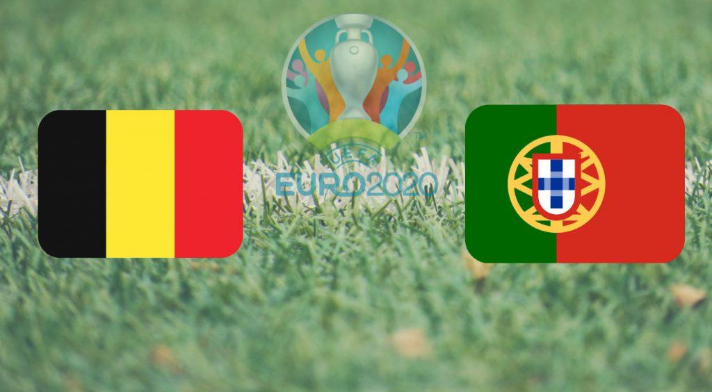 Euro 2020. Belgia - Portugalia obstawianie. Jakie typy, kursy i bonusy?