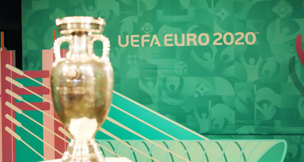 Obstawianie 1/8 finału Euro 2020