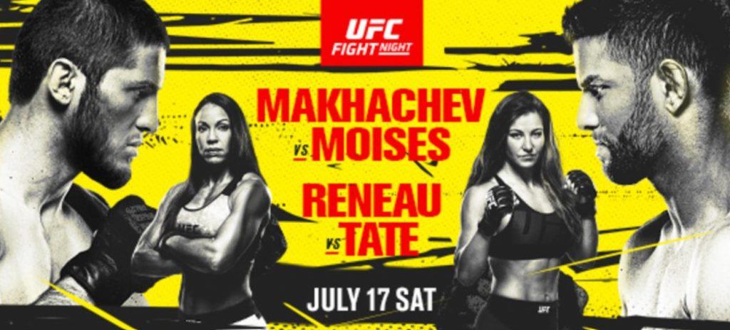 Gdzie obstawiać galę UFC Vegas 31 w internecie?